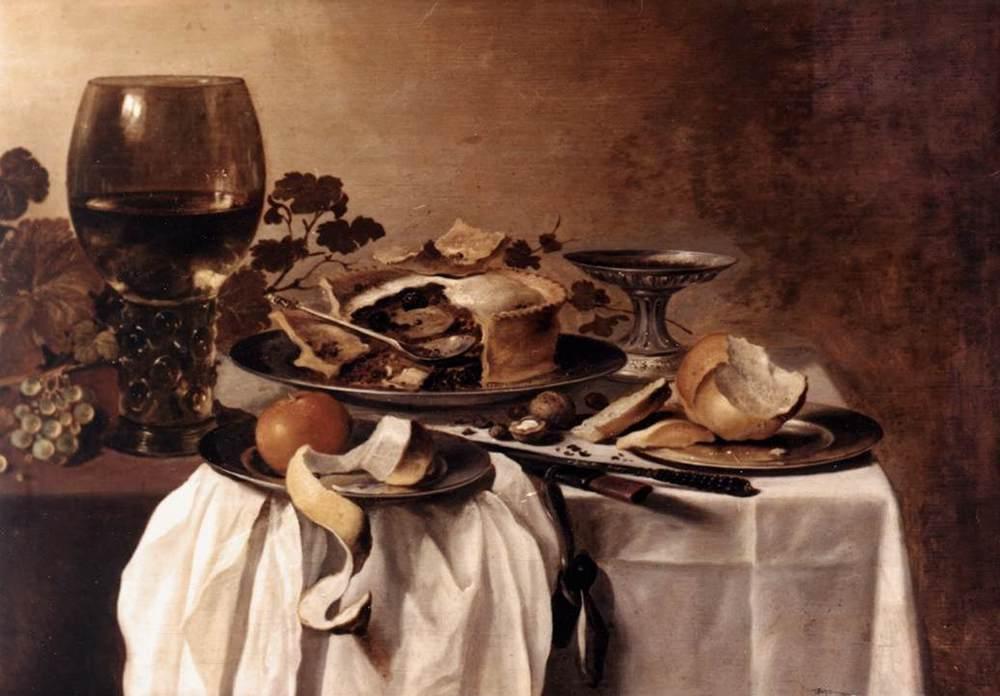 Still Life :: Pieter Claesz - Still Lifes ôîòî