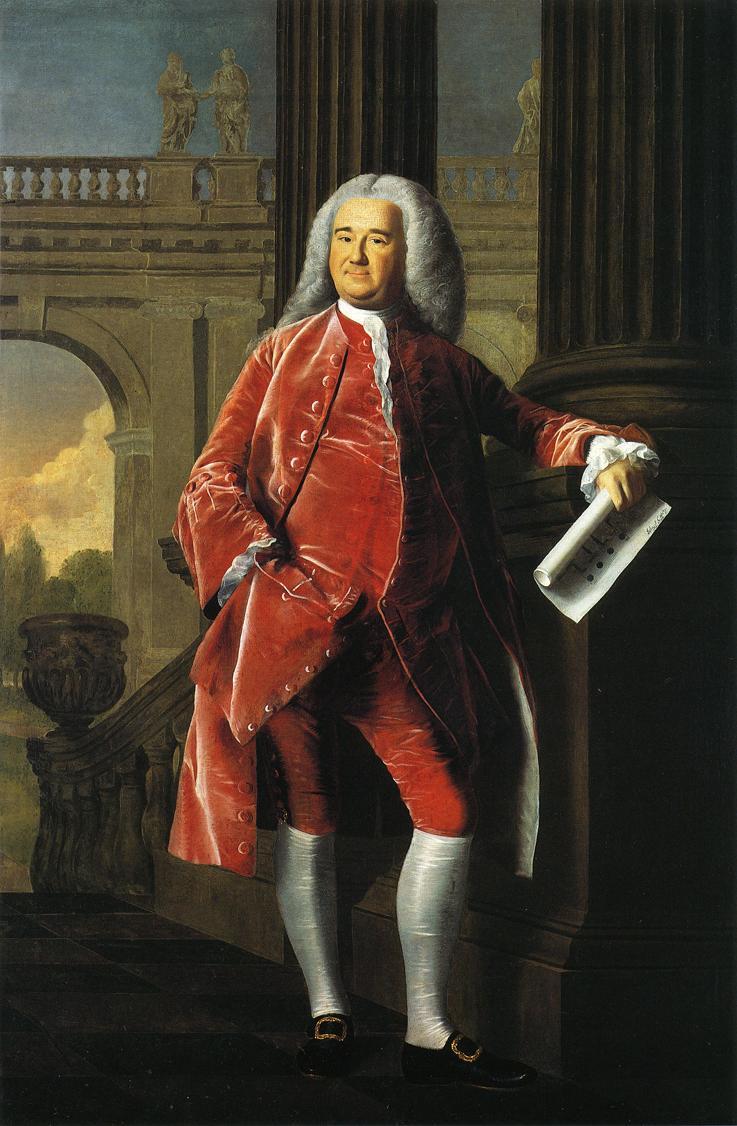 Nathaniel Sparhawk :: John Singleton Copley - men's portraits 18th century ôîòî