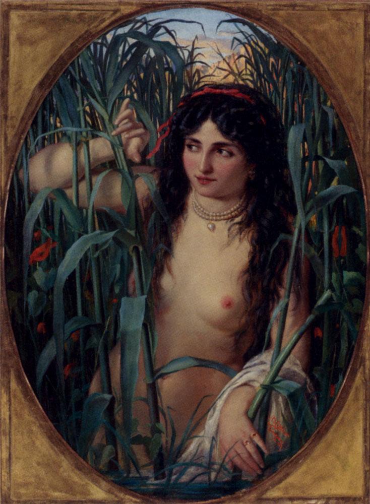 Beauty Of The Nile :: Adolf Echtler  - Nu in art and painting ôîòî
