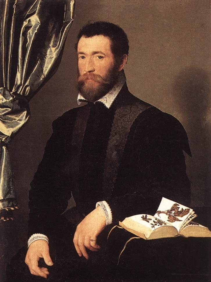 Pierre Quthe :: Franzois Clouet - men's portraits 16th century ôîòî