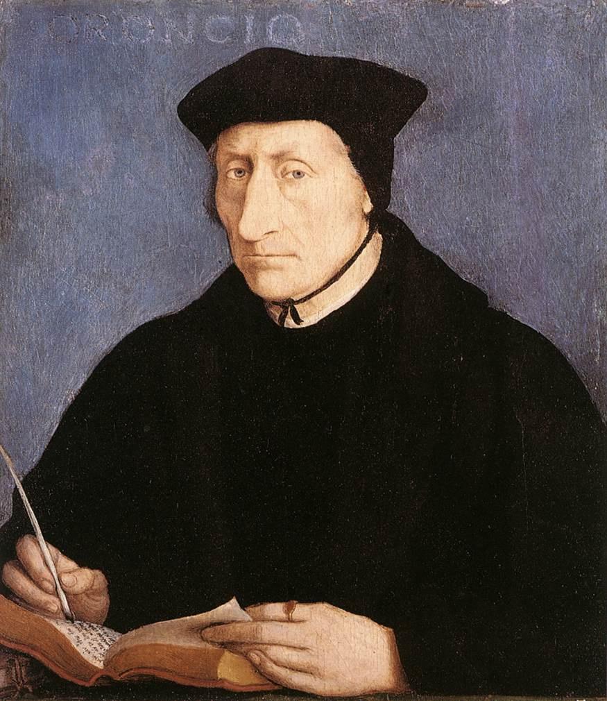 Guillaume Budi :: Jean Clouet  - men's portraits 15th century hall ôîòî