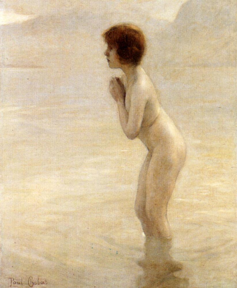 Bruma Matinale :: Paul Emile Chabas - Nu in art and painting ôîòî