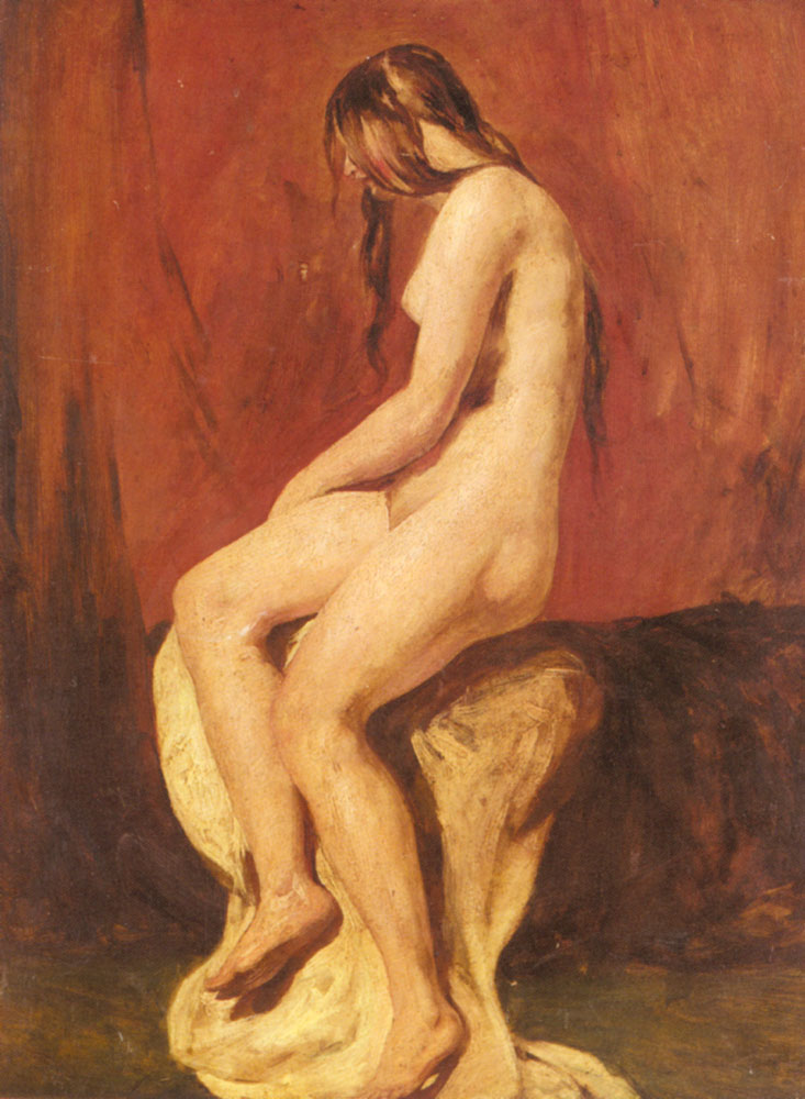 Art studies of nudes