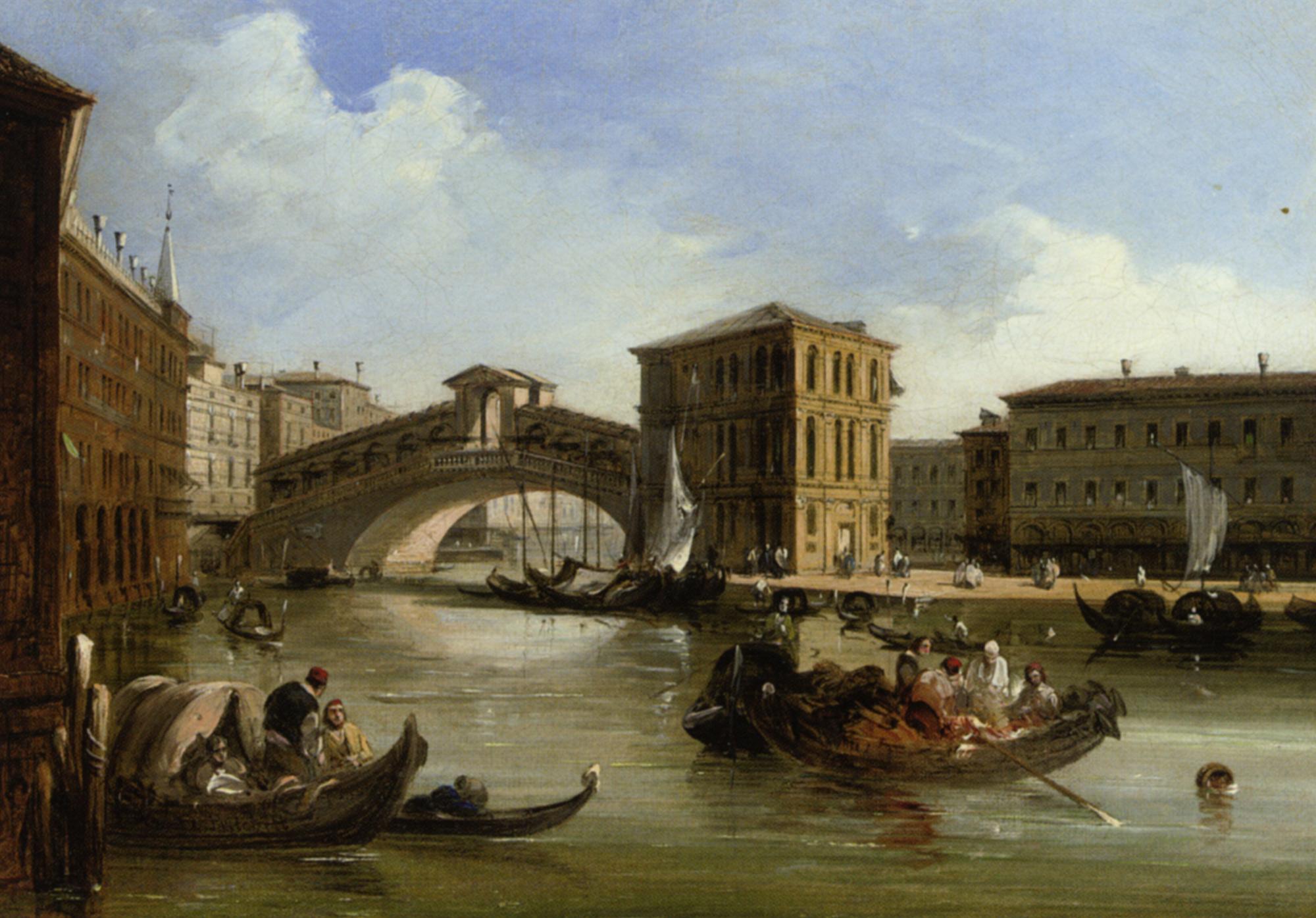 The Rialto Venice :: Edward Pritchett - Venice ôîòî