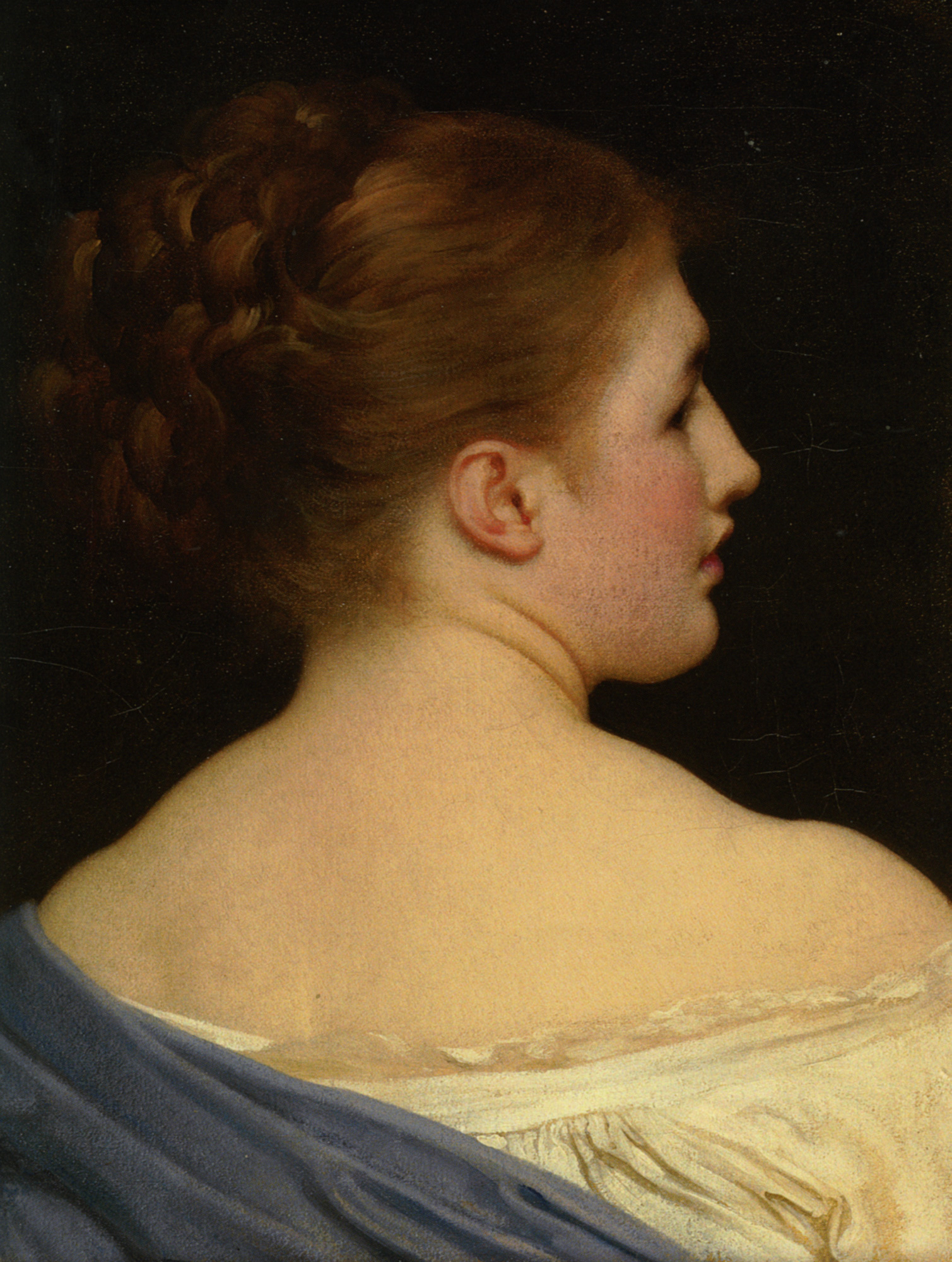 Lily :: Lord Frederick Leighton - 7 female portraits ( the end of 19 centuries ) in art and painting ôîòî
