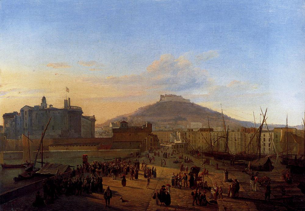 Napoli, da Toledo :: Frans Vervloet - Italy ôîòî