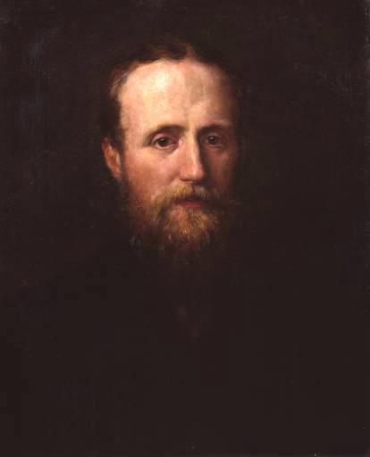 Eustace Smith :: George Frederick Watts - men's portraits 19th century (second half) ôîòî