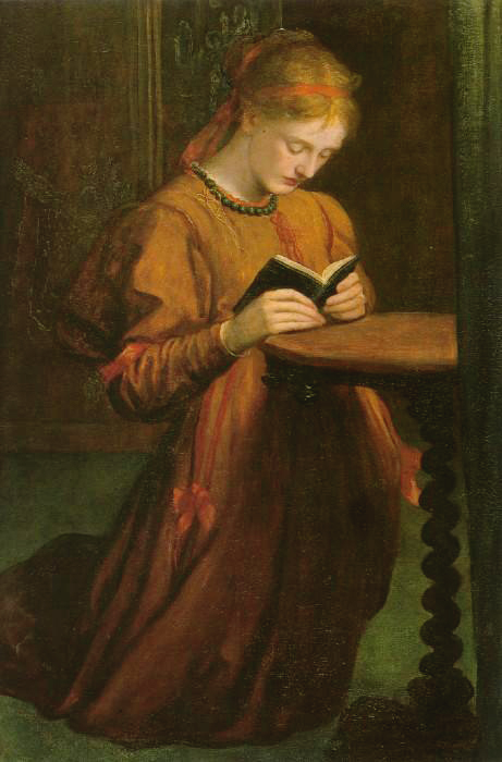 May Prinsep :: George Frederick Watts - 6 woman's portraits hall ( The middle of 19 centuries ) in art and painting ôîòî