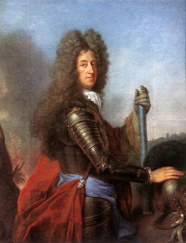 Maximilian Emanuel, Prince Elector of Bavaria :: Joseph Vivien - men's portraits 17th century ôîòî