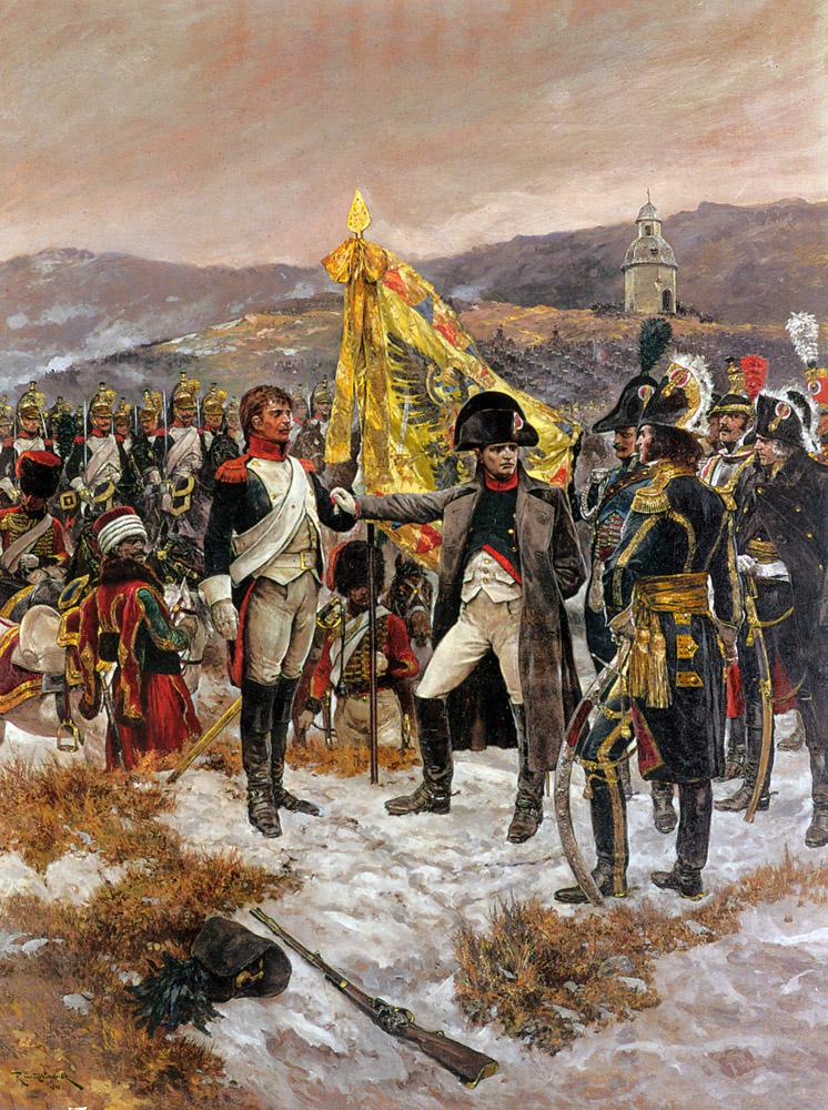 Cross of Honour :: Richard Caton Woodville - History painting ôîòî