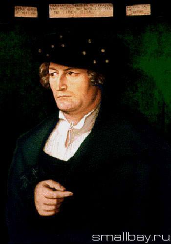 Portrait of Jakob von Morsperga 1525, Gos. Meeting in Stuttgart :: Hans Baldung - user art painting gallery ôîòî