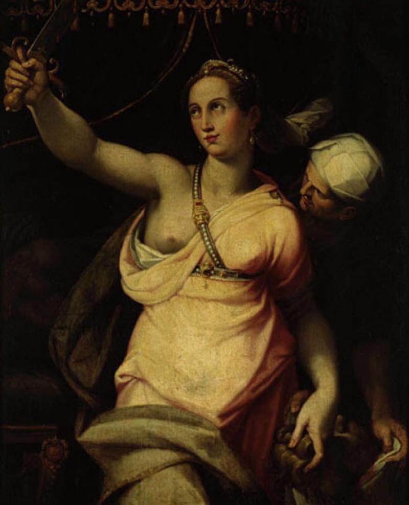 Judith :: AACHEN, Hans von - Bible scenes in art and painting ôîòî