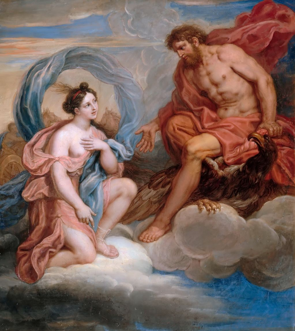 greek mythology and iris Damysus (δάμυσος), the fastest of all the giants in the greek mythology enceladus arke (άρκη), messenger of the titans and twin sister of iris.