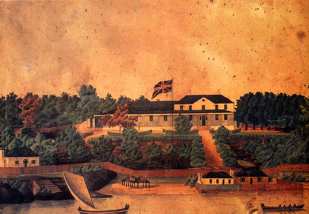 First Government House :: John Eyre  - Architecture ôîòî