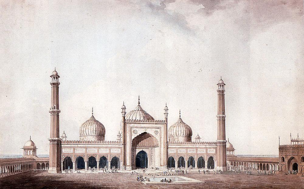 87 Gambar Gambar Masjid Dengan Pensil Terbaik