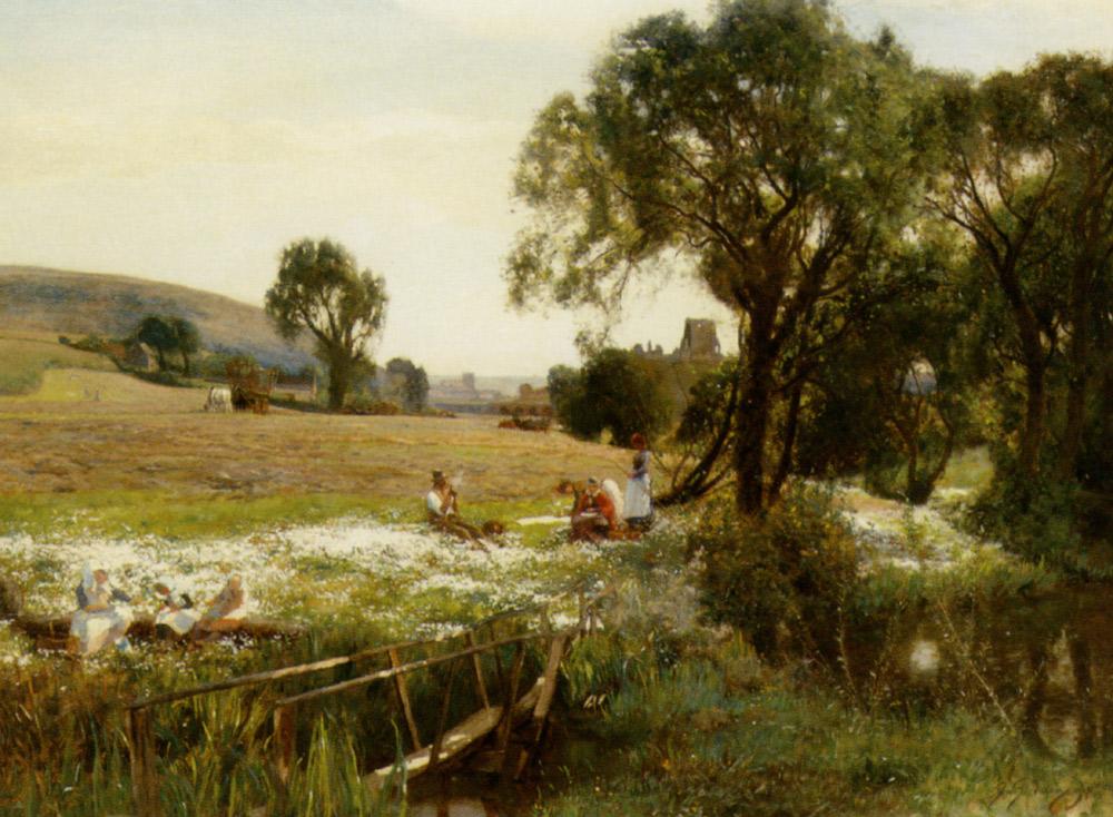 The Stream :: David Murray  - Picnic ôîòî