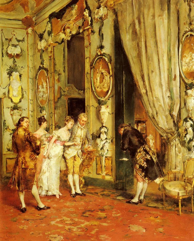 The Presentation :: Juan Antonio Gonzalez  - Rich interiors ôîòî