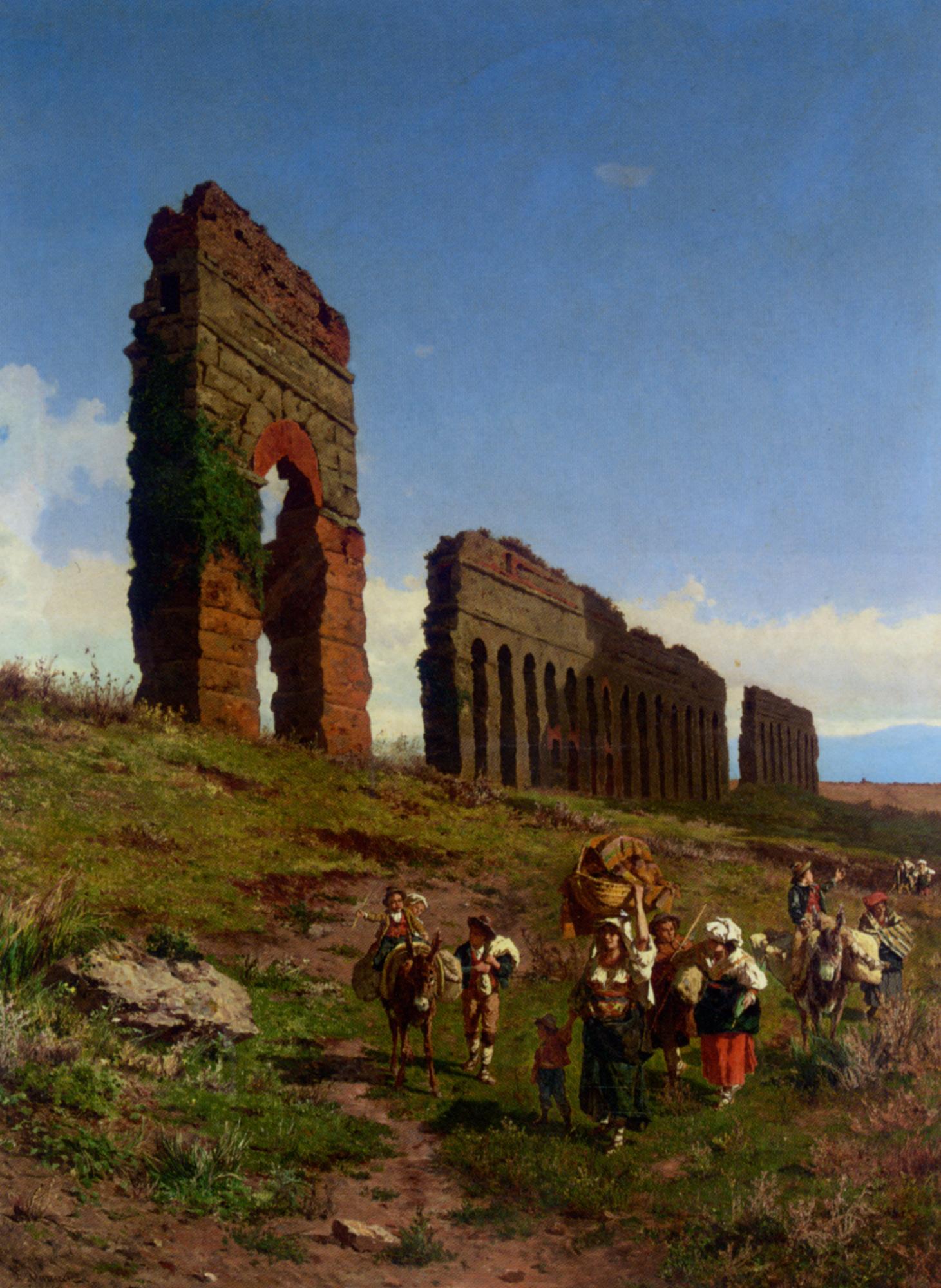 Passing the Ruins :: Pietro Barucci - Ruins ôîòî