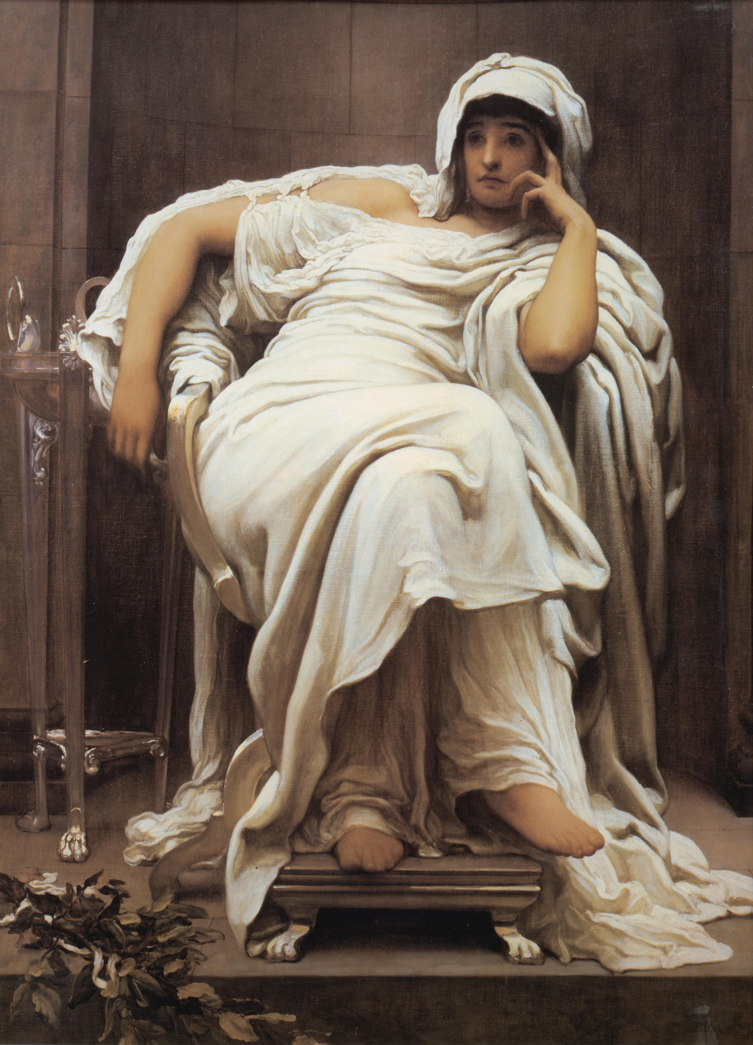 Faticida :: Lord Frederick Leighton - mythology and poetry ôîòî