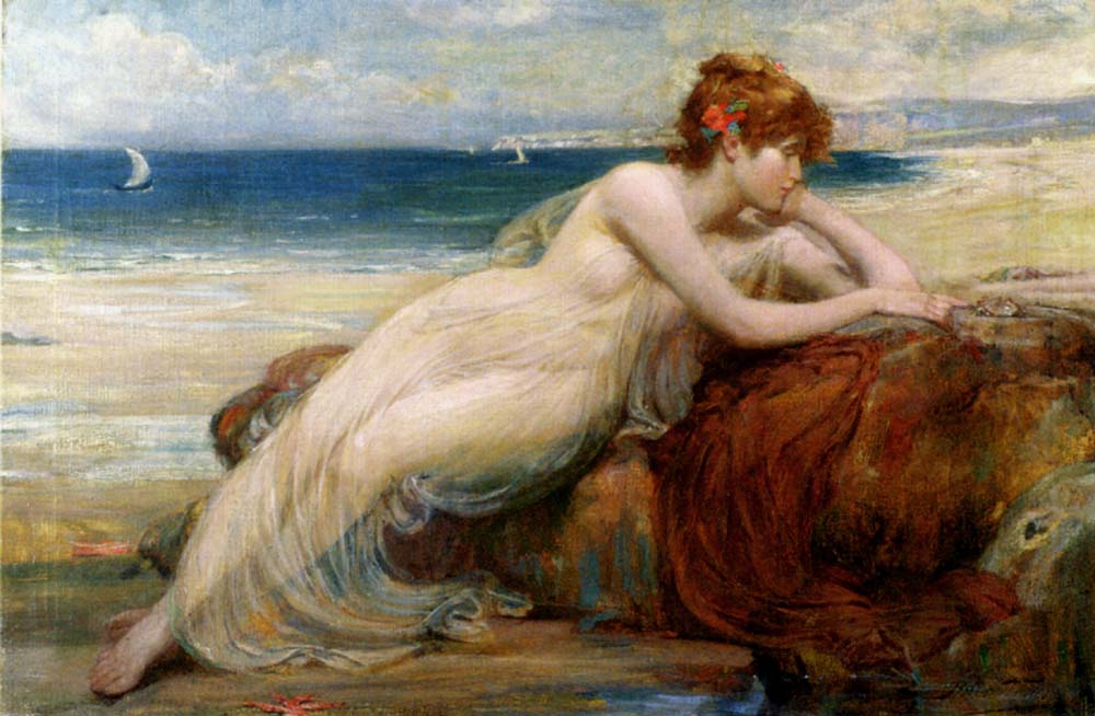an analysis of the legend of aphrodite an ancient greek goddess of sexual love and beauty and her po