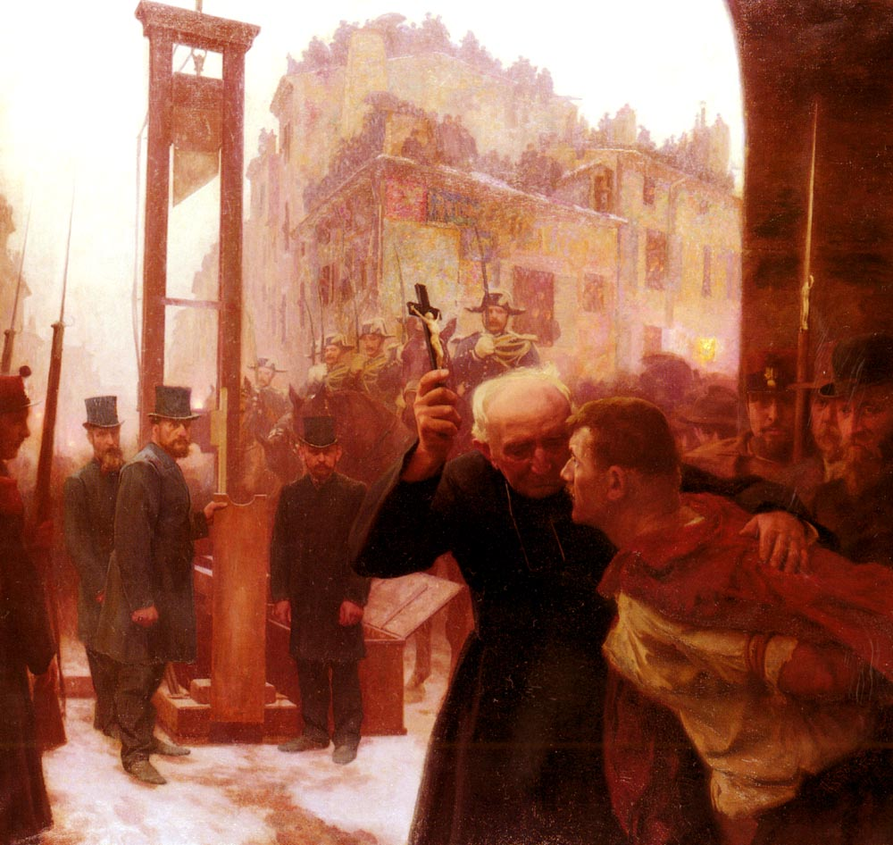 The Expiation :: Emile Friant - History painting ôîòî