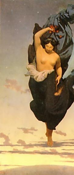 Night :: Jean-Leon Gerome  - Fantasy in art and painting ôîòî
