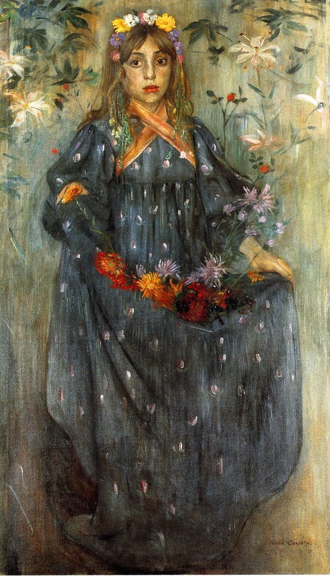 Autumn Flowers :: Lovis Corinth - Fantasy in art and painting ôîòî