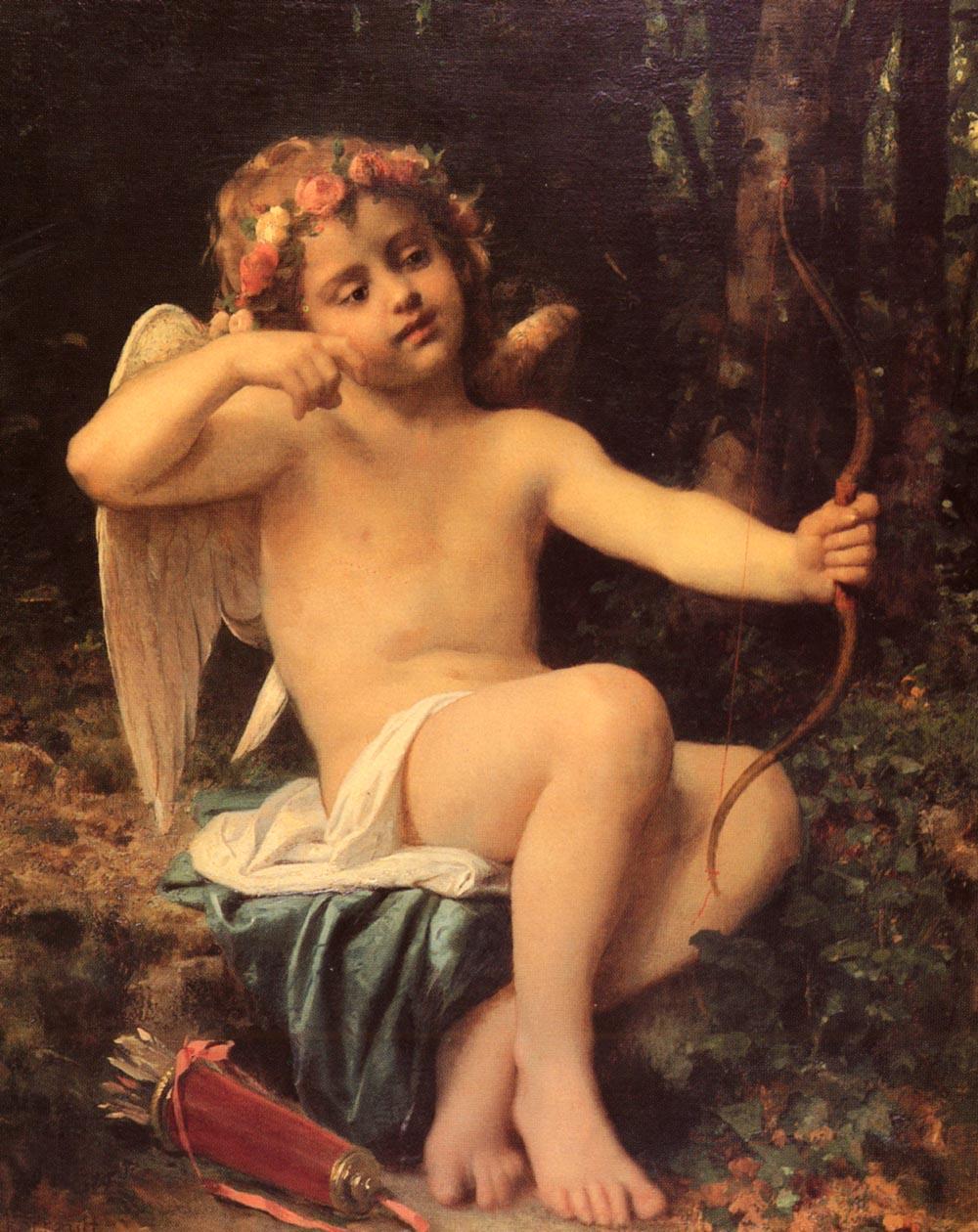 Cupid's Arrows :: Leon Bazile Perrault - Angels in art and painting ôîòî