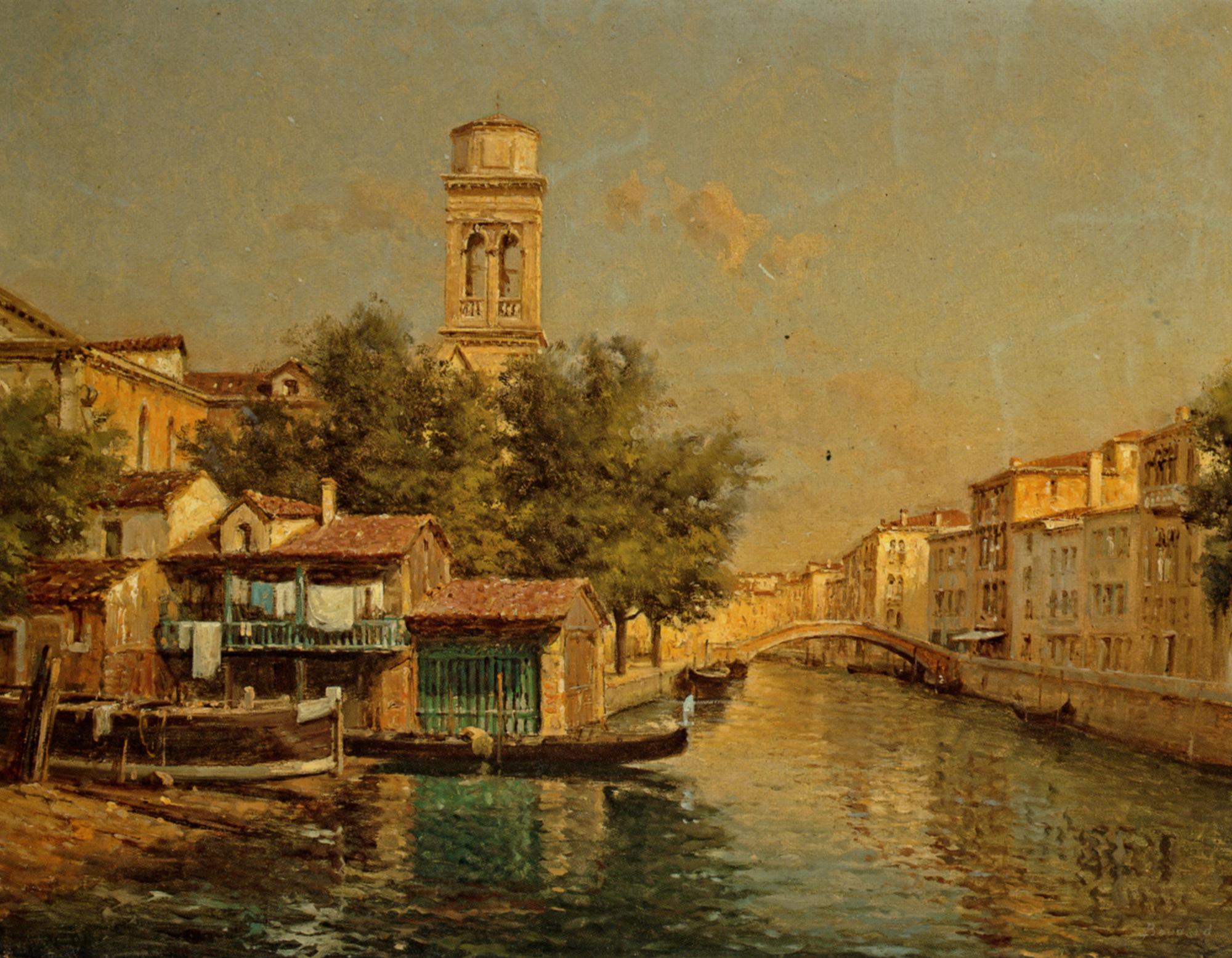 The Gondola Workshop :: Antoine Bouvard - Venice ôîòî