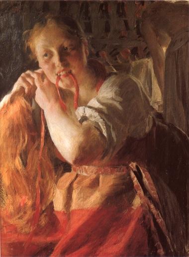 Margit :: Anders Zorn - 7 female portraits ( the end of 19 centuries ) in art and painting ôîòî