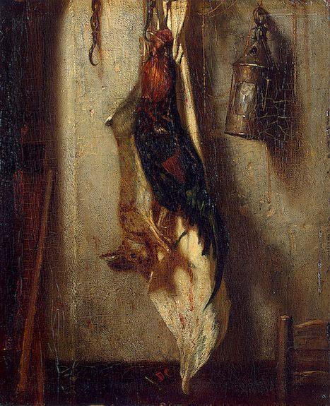 Still life :: Alexandre-Gabriel Decamps  - Still Lifes ôîòî