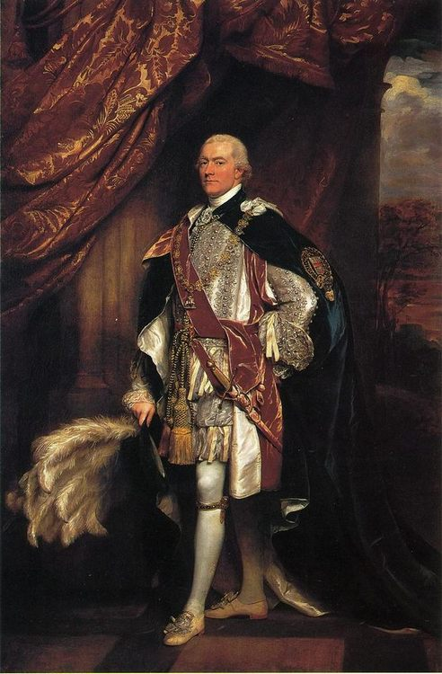 Baron Graham :: John Singleton Copley - men's portraits 18th century фото