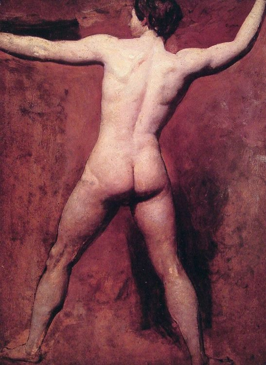 Academic Male Nude - nude men ôîòî