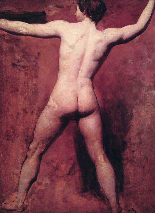 Academic Male Nude - nude men фото
