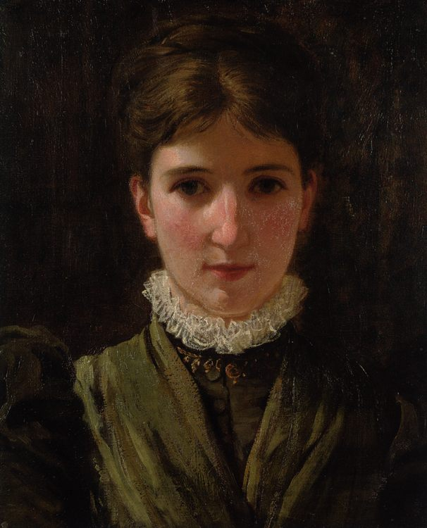 Sophie Grey :: Charles Edward Perugini - 7 female portraits ( the end of 19 centuries ) in art and painting ôîòî
