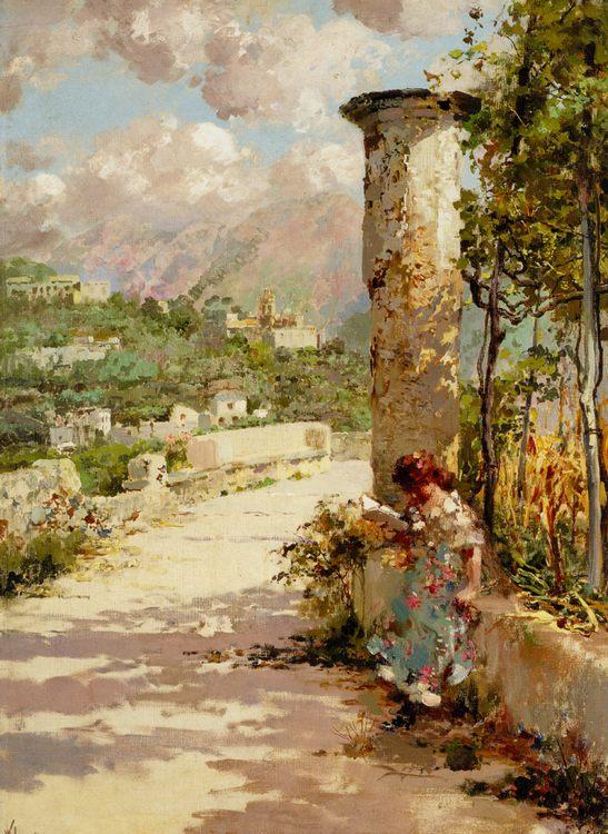 A Quiet Read :: Vincenzo Irolli  - Rural houses ôîòî