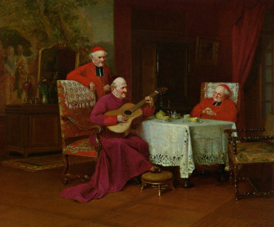 A Musical Interlude :: Victor Marais-Milton - Rich interiors ôîòî
