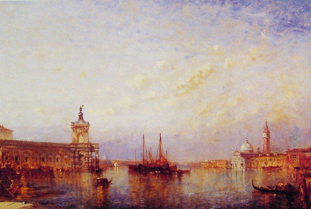 Glory of Venice :: Felix Ziem - Venice фото