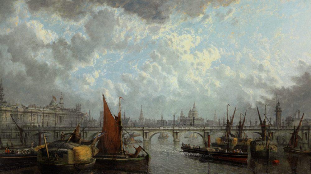 London Panorama :: John Macvicar Anderson - England ôîòî