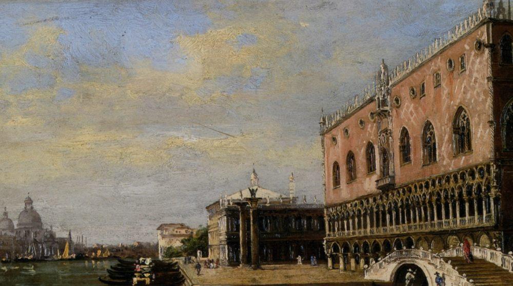 Doges Palace :: Antonietta Brandeis - Venice фото