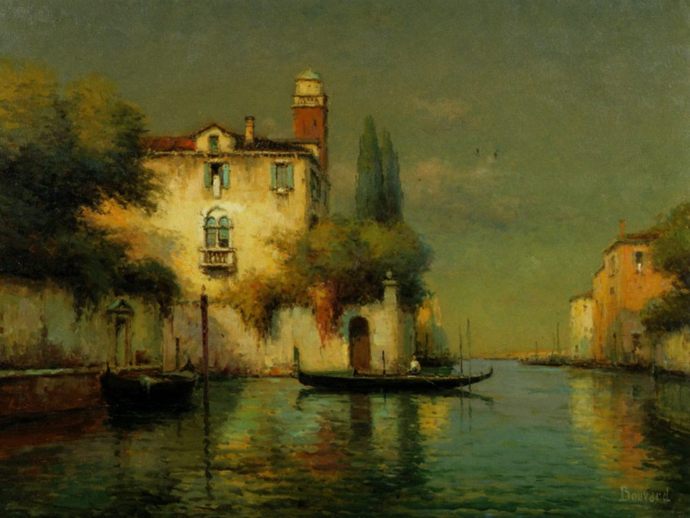 A Venetian :: Noel Bouvard  - Venice фото