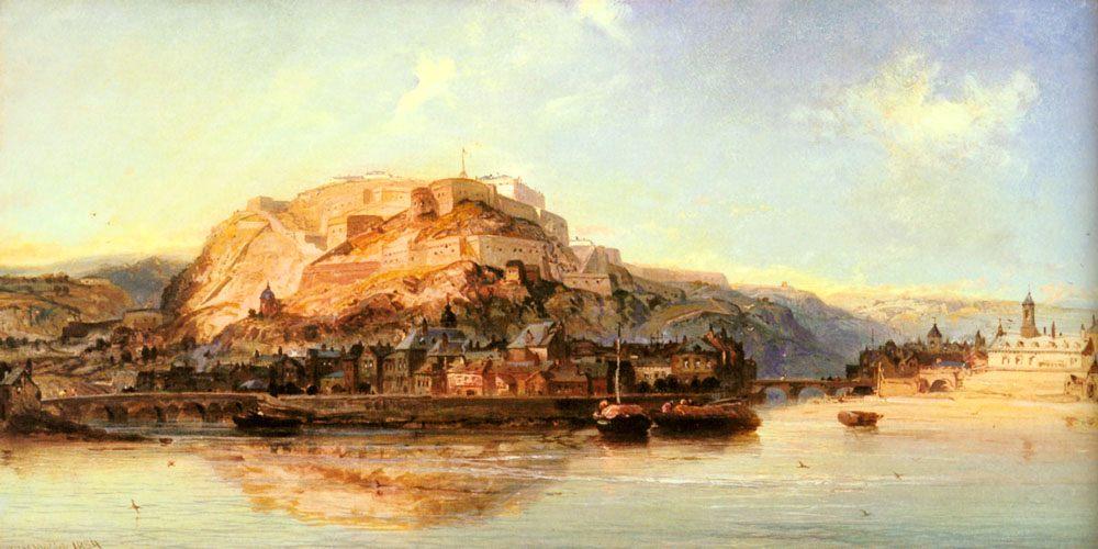 Namur, Belgium :: James Webb - Coastal landscapes ôîòî