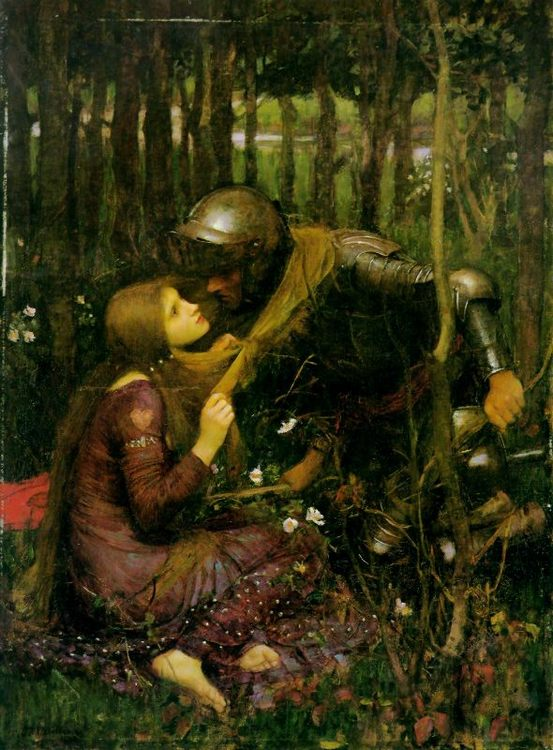 The beautiful dam merciless :: John William Waterhouse - mythology and poetry ôîòî