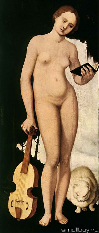 Allegory of Music 1529 :: Hans Baldung - user art painting gallery фото