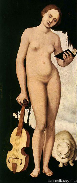 Allegory of Music 1529 :: Hans Baldung - user art painting gallery ôîòî