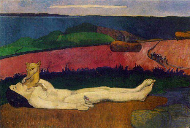 Innocence loss :: Paul Gaugin - Nu in art and painting ôîòî