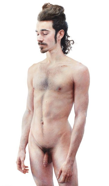 Nude man :: Aleah Chapi - nude men фото