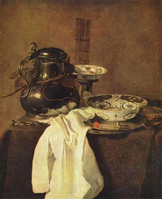 "Image for ""Nature Morte in the 15-16th centuries"""