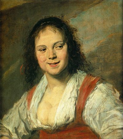 The history of the portrait in painting
