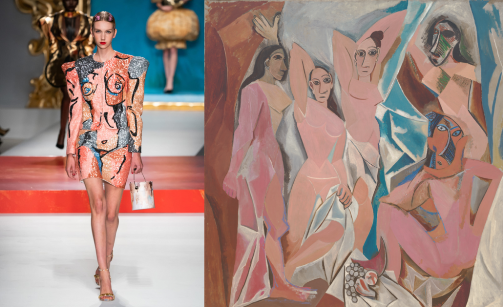 Picasso Collection by Moschino